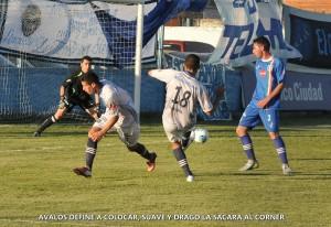 """""""Telmo"""" sumó su octavo partido sin derrotas: tres victorias consecutivas y cuatro juegos sin recibir goles."""