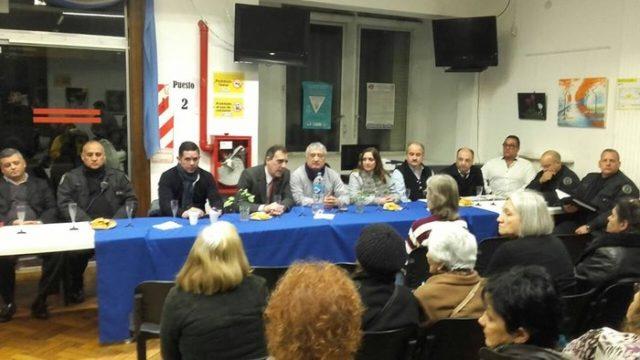 """Reunión del """"Foro de Seguridad"""" en San Telmo"""