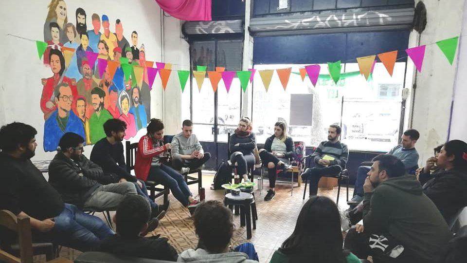"""""""Hacia la construcción de barrios feministas"""""""