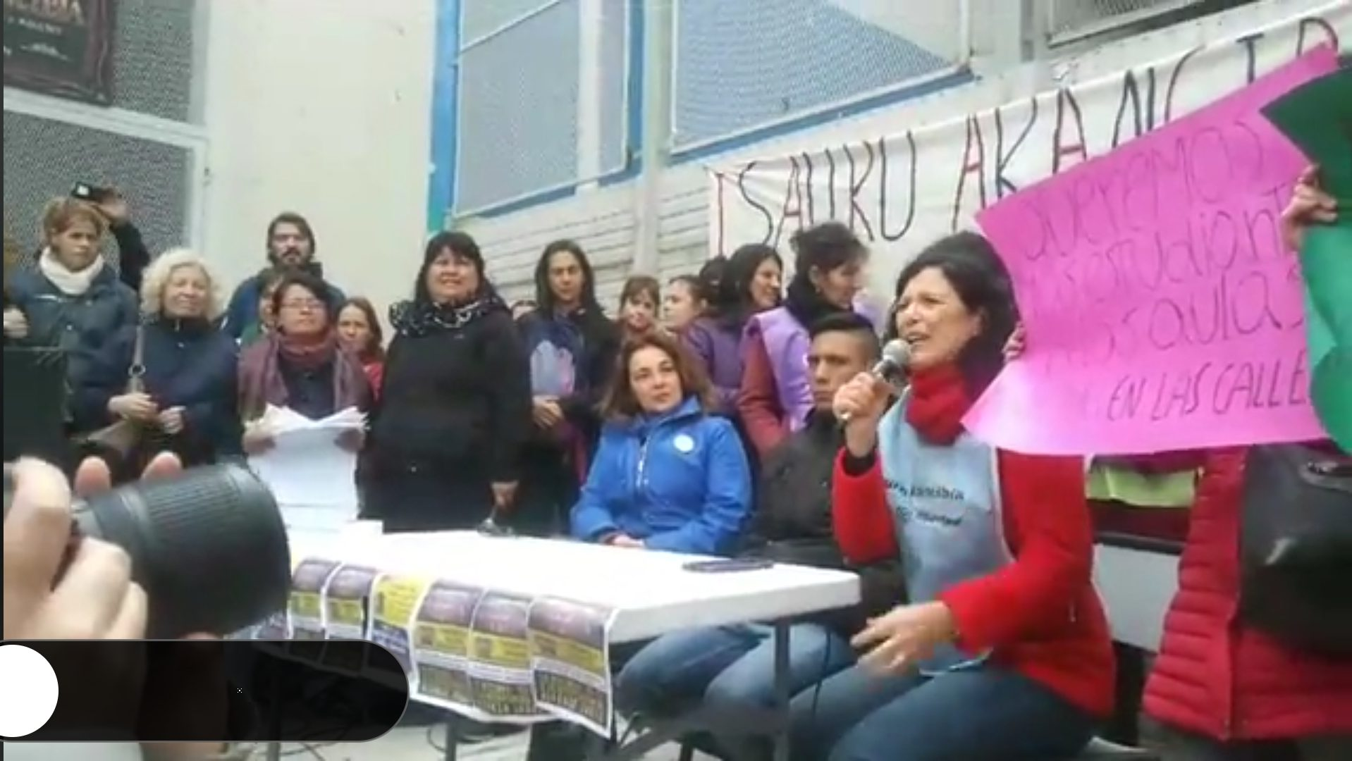"""Denuncian """"Intervención"""" en el Isauro."""