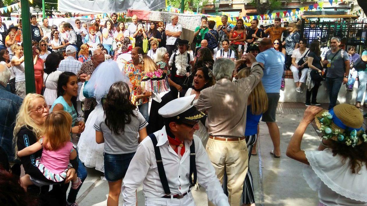 49 º Aniversario de la Feria de San Telmo