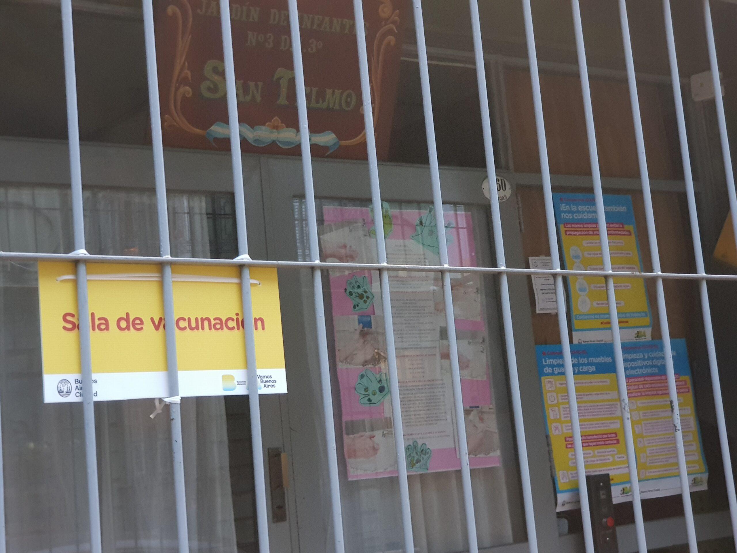 Plan Vacunación: Ingreso Escolar y 11 años