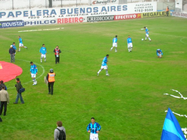 Candombero - Club Atletico San Telmo
